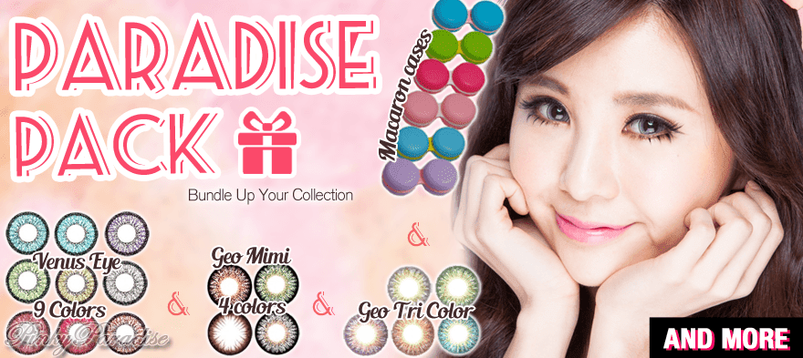 Circle Lenses & Colored Contacts Bundle Deals