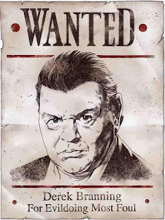 Eastenders Wanted Poster