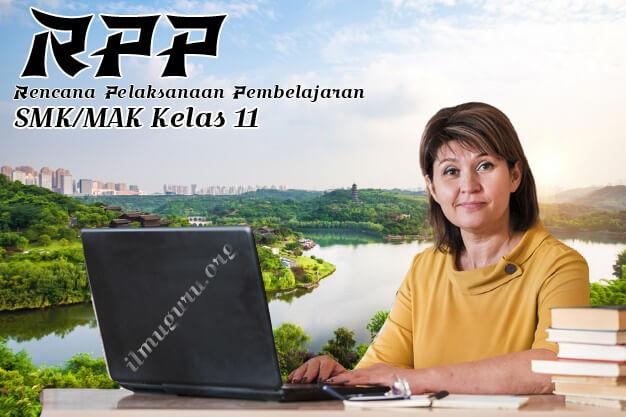 RPP 1 Lembar PKN SMK Kelas 11