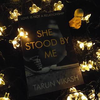 She Stood By Me by Tarun Vikash