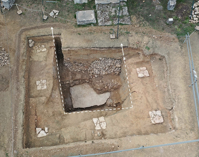 Update on the Asclepeion dig at Epidaurus