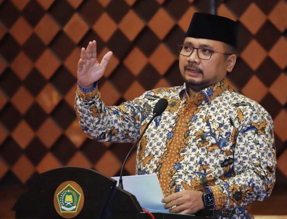 Netizen Kecam Pernyataan Menag Yaqut Soal Populisme Islam: Semoga Allah Melaknat Dirimu!