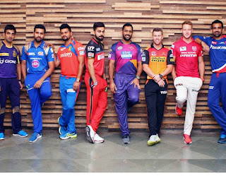 IPL 10 schedule