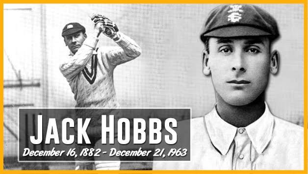 Jack Hobbs Stats