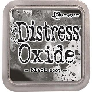 Black Soot Oxide Ink