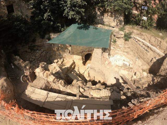 Στο φως σπουδαία αρχαιολογικά ευρήματα της αρχαίας Χίου στο Γαλλικό Κολλέγιο