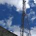 Raio atinge torre de transmissão da operadora Claro no centro da cidade de São João Batista-ma e trás prejuízos a moradores próximos