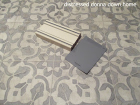 kitchen renovation choices, Mannington flooring, pewter gray
