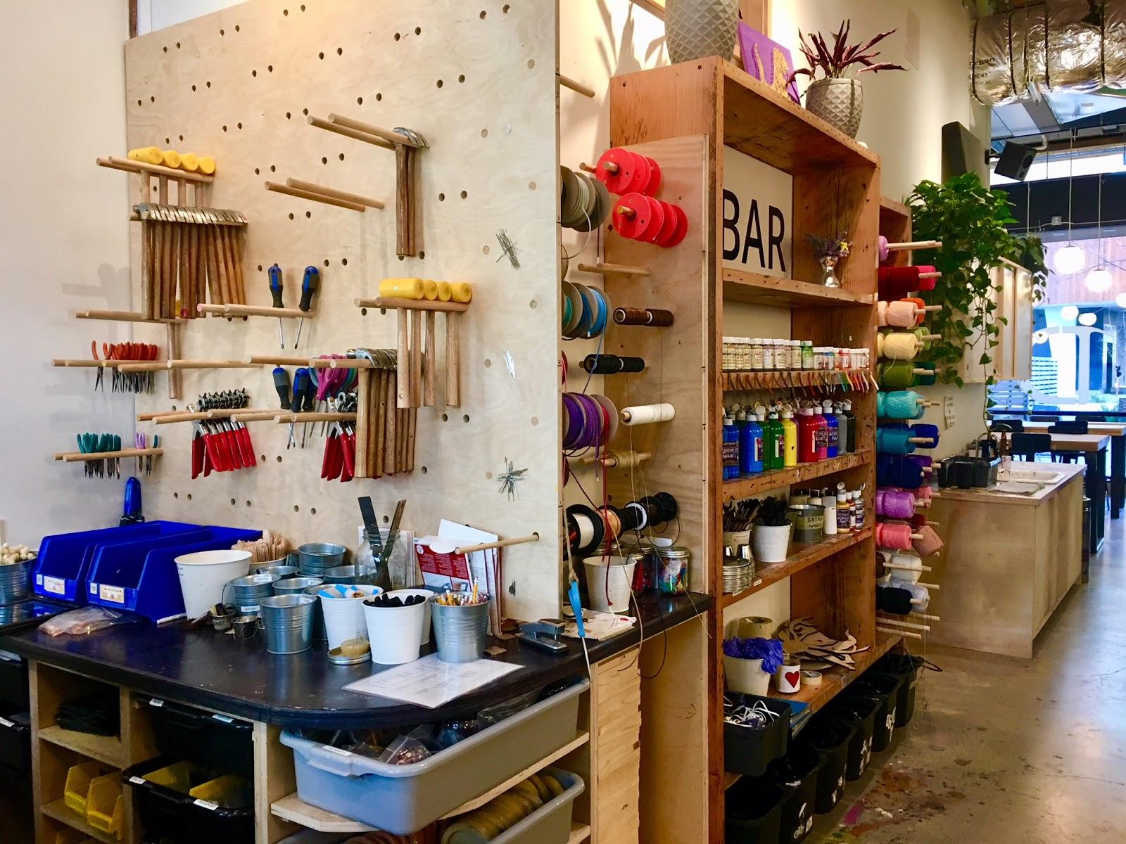 DIY Bar Portland Oregon Review