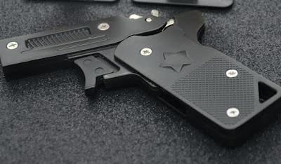 súng bắn thun gấp xếp Độc Đáo 1
