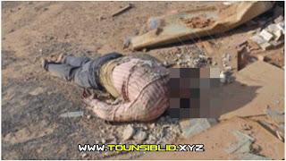 (بالصور) ذبح راعي أغنام في جبل السلوم بالقصرين