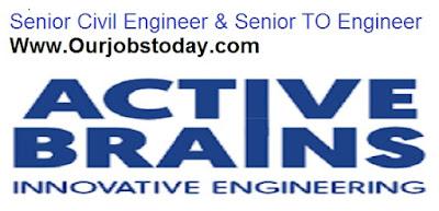 وظائفنا اليوم وظائف مهندسين خبرة بمكتب Active Brains Consulting Group