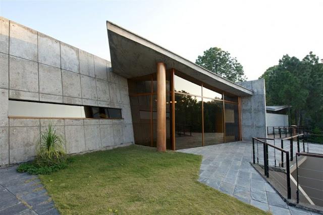 Diseno casa moderna en himalaya dise o de casas home - Diseno casa moderna ...
