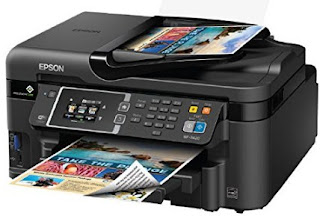 Epson Workforce WF-3620 Printer Driver Downloads