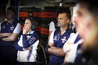 Claire Williams F1 Monza