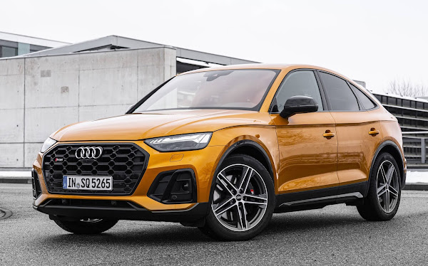 Audi SQ5 Sportback TDI: novo topo de gama esportivo