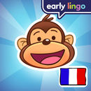 تطبيق Early Lingo French Learning for Kids