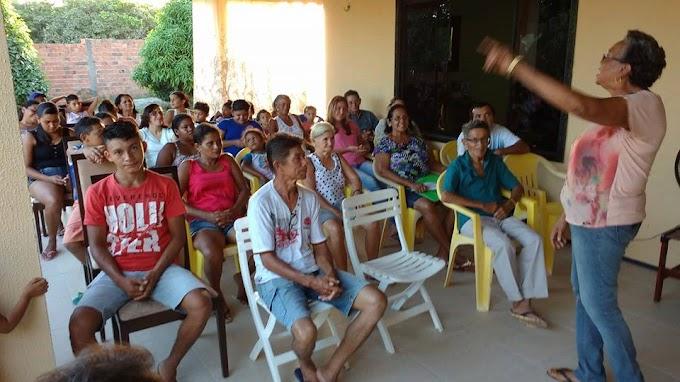 Chapadinha: Associação do Bairro Santa Luzia elege nova diretoria