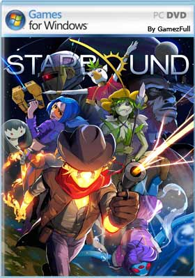 Starbound 1.4.4 (2016) PC Full
