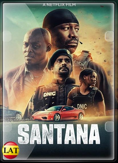 Los Hermanos Santana (2020) DVDRIP LATINO