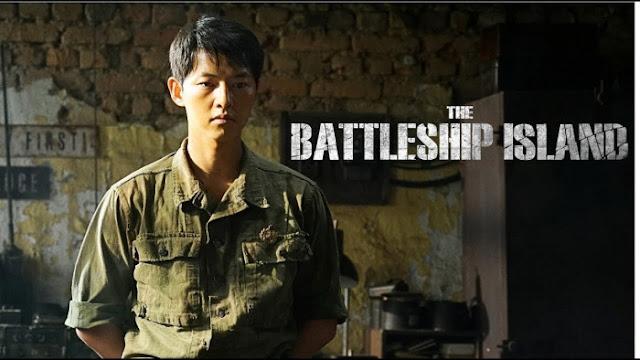 The Battleship Island : Rekomendasi Sageuk