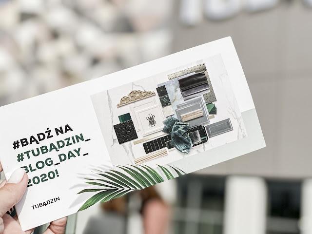 DZIEŃ PEŁEN WRAŻEŃ PODCZAS TUBĄDZIN BLOG DAY 2020!