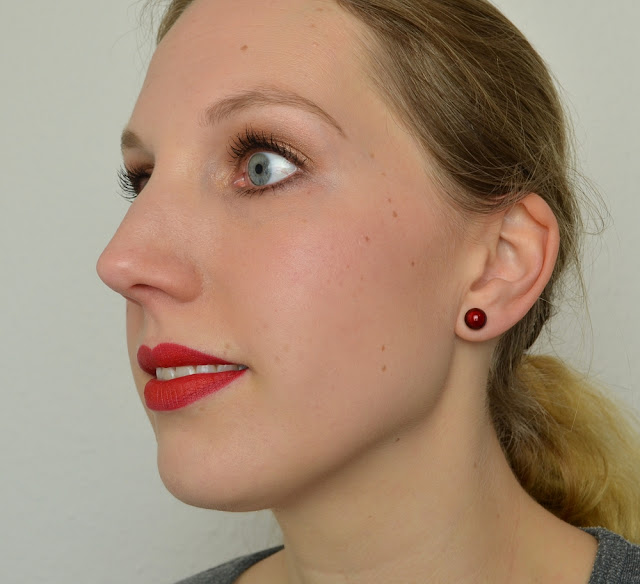Look mit Clinique und Freedom Make Up Produkten
