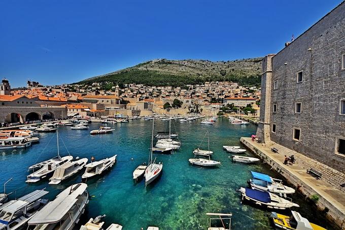 Boats Dubrovnik Croatia