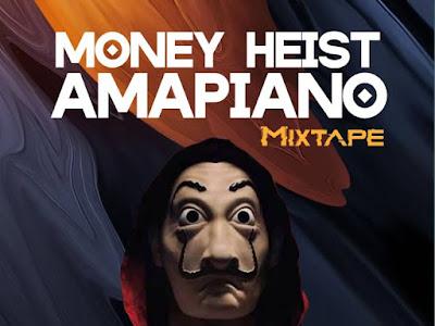 [MIXTAPE] Dj Teekay – Money Heist Amapiano Mixtape Vol.1