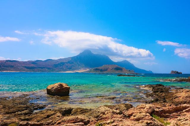 Gramvousa, Kreta, podróże, wakacje, Karaiby Europy