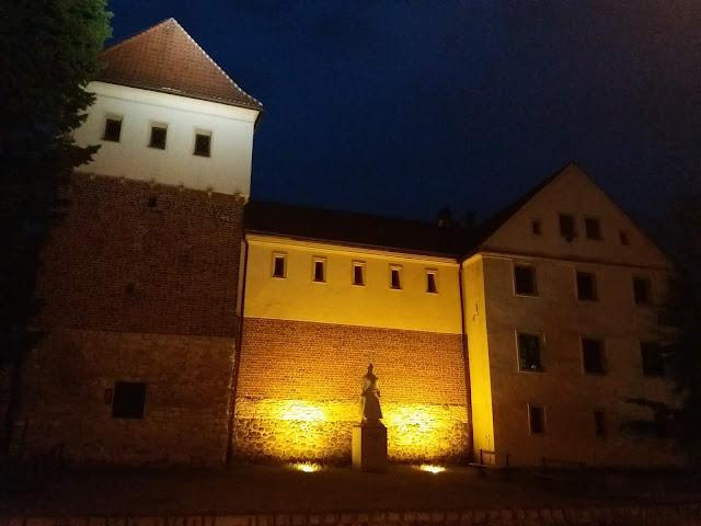 castillo gliwice