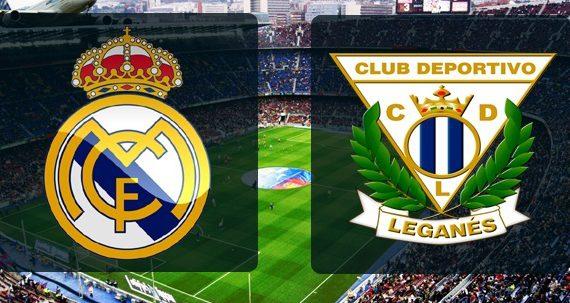 ريال مدريد وديبورتيفو ليجانيس اليوم 16-01-2019 كاس الملك