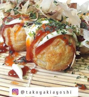 resep adonan takoyaki anti gagal