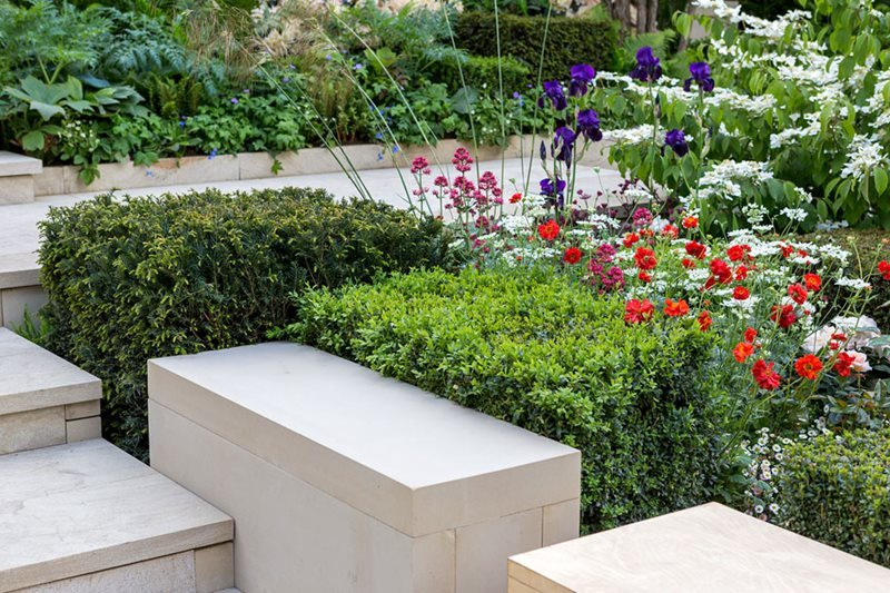 God's Own County – A Garden for Yorkshire Chelsea Flower Show 2016