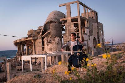 Carte postale de Gaza dans - PHOTOGRAPHIE a10