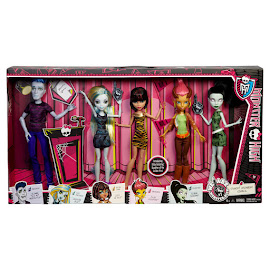 "MH We are Monster High Sloman ""Slo Mo"" Mortavitch Doll"