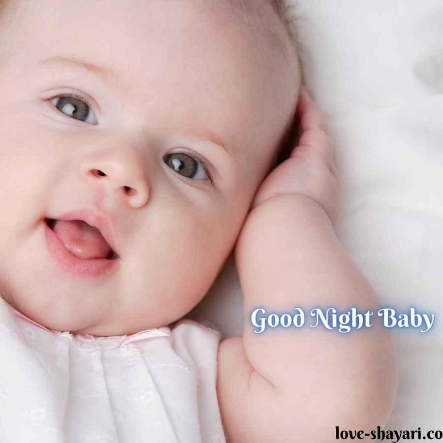 good night baby pic