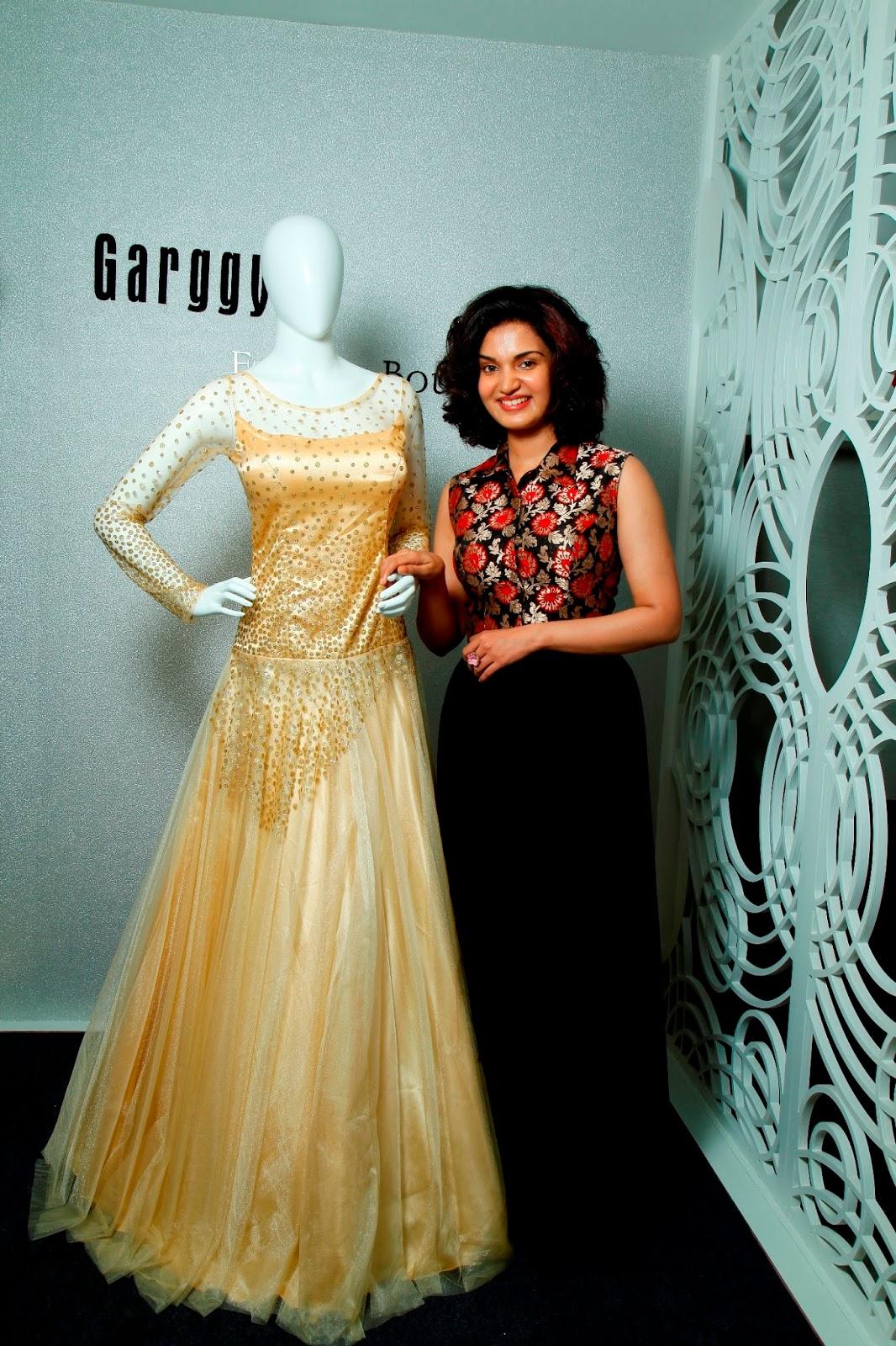 Designer Christian Wedding Gown | Garggy Fascino Boutique