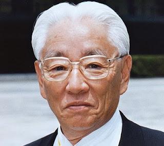"""Pendiri Sony """"Akio Morita"""""""