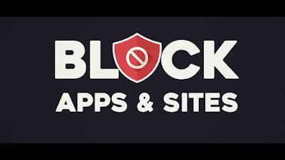 تطبيق أندرويد احترافي من اجل منع امكانية الولوج الى تطبيقات او مواقع معينة | BlockSite