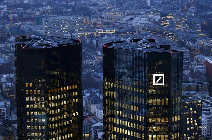 investigação do Congresso dos EUA encontra possíveis falhas nos controles do Deutsche Bank - fontes