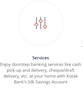 Silk - Women's Saving Account (Kotak Mahindra Bank ) - महिलाओं के लिए एक बैंकिंग