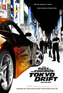The Fast and the Furious: Tokyo Drift (2006) Bluray