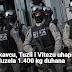 SIPA u Lukavcu, Tuzli i Vitezu uhapsila četiri osobe i oduzela 1.400 kg duhana