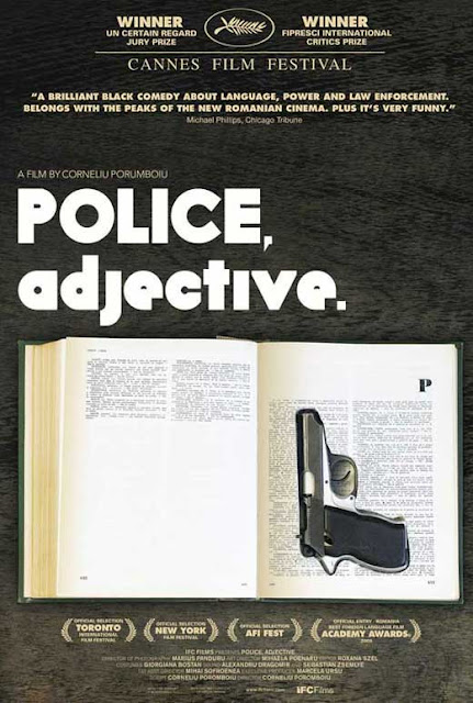 Police, Adjective, Movie Poster