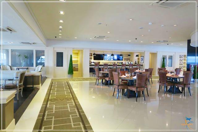 Café Bar no SAX Palace em Ciudad del Este