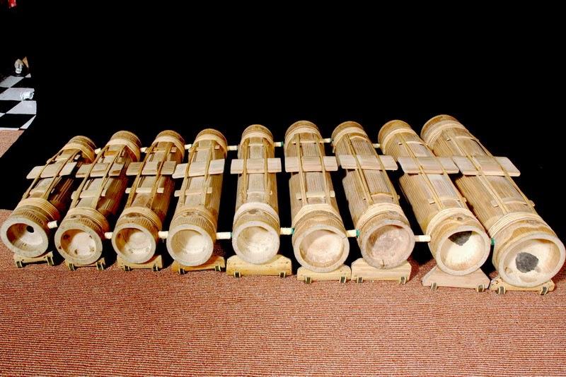 alat musik celempung