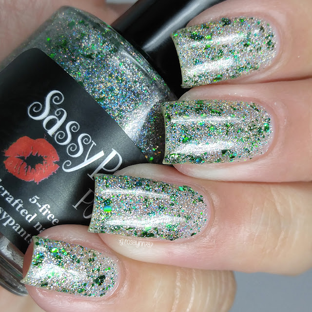 Sassy Pants Polish - Jolly Old Elf