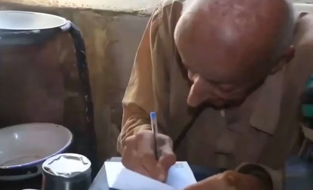 Doktor koji je pomagao siromašne, skroman i bez novca. Egipatski doktor siromašnih.