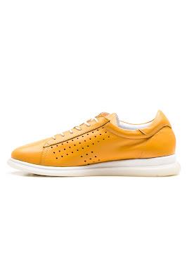 günlük kadın sarı ayakkabı